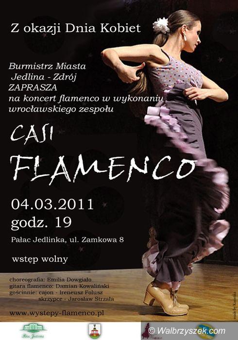 REGION, Jedlina-Zdrój: Flamenco  zagości w Jedlinie–Zdroju