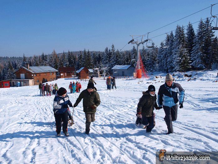 REGION, Boguszów-Gorce: Boguszowskie ferie zimowe z OSiR–em