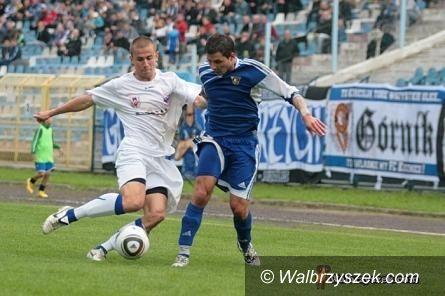 II-liga piłkarzy: Piłkarze Górnika Wałbrzych rozpoczynają walkę o punkty