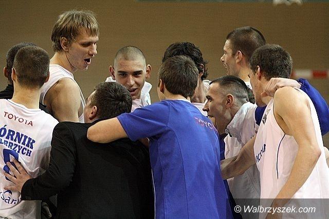 I-liga koszykarzy: Ważny mecz Górnika