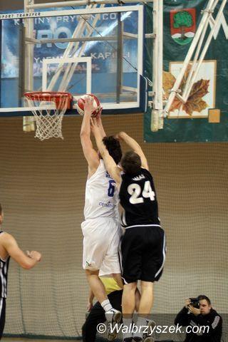 I-liga koszykarzy: Bolesna porażka koszykarzy, nokaut w spotkaniu z GKS–em