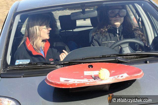 Wałbrzych: Kobiety jeżdżą bezpiecznie