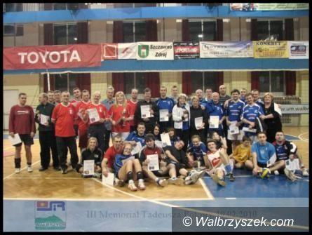 Wałbrzych: Zagrają w Memoriale Tadeusza Pokory