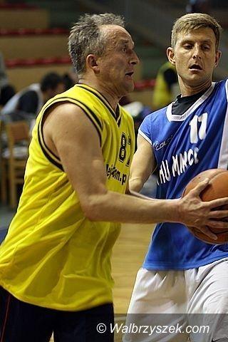 Wałbrzych: Przed koszykarzami amatorami ostatnia kolejka rundy zasadniczej