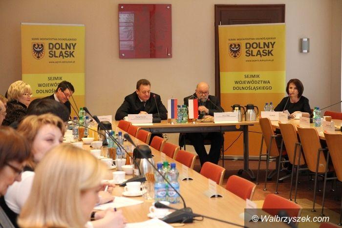 Wałbrzych, Jedlina-Zdrój: Rosyjska delegacja gości w Wałbrzychu i w Jedlinie