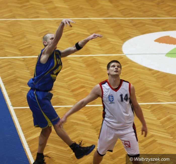 III-liga koszykarzy: Mecz na szczycie dla Górnika Nowe Miasto