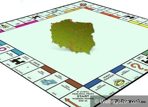 Wałbrzych: Wałbrzych nisko w grze o miejsce na planszy