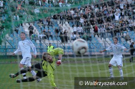 II-liga piłkarska: Wielkie derby II–ligi: Miedź Legnica – Górnik Wałbrzych