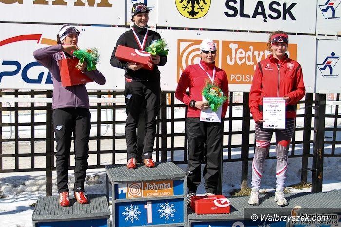 Szklarska Poręba: Pewne triumfy Cyl i Sikory podczas sprintów biatlonowych Mistrzostw Polski