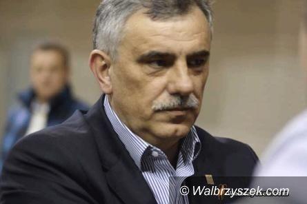 Wałbrzych: Aktywny senator