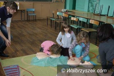 REGION, Boguszów-Gorce: Szkoła zachęcała uczniów i ich rodziców