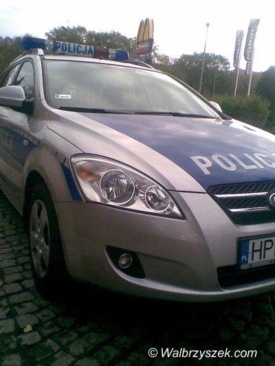 Wałbrzych: Towary bez akcyzy przejęte przez policję