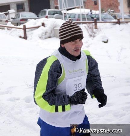 Sobótka: Wałbrzyszanie na Półmaratonie Ślężańskim