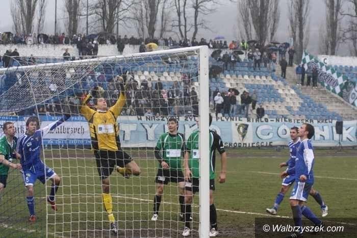 II-liga piłkarska: Czas się przełamać, do Częstochowy jadą po zwycięstwo