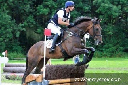 Wałbrzych: Zawody koni śląskich w Książu