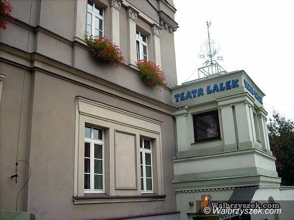 Wałbrzych: Minister dołożył się do modernizacji Teatru Lalki i Aktora w Wałbrzychu