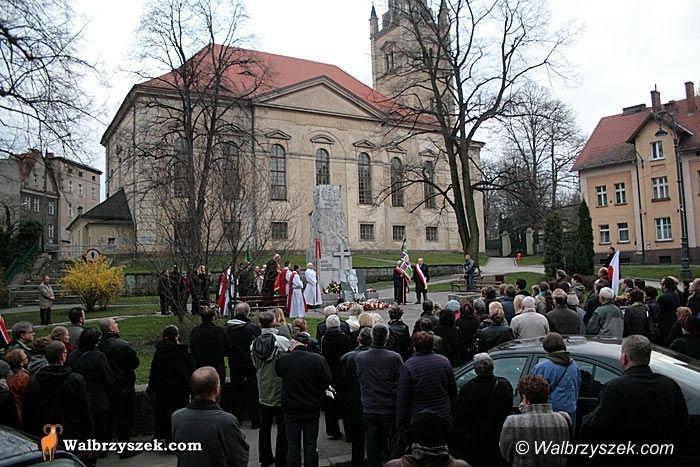 Wałbrzych/diecezja świdnicka: Rocznica katastrofy – uroczystości diecezjalne