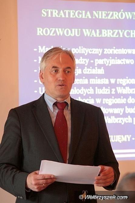 Wałbrzych: Andrzej Zibrow pisze do prezydenta Kruczkowskiego