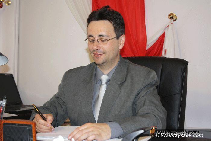 REGION, Boguszów-Gorce: Wywiad z Waldemarem Kujawą, burmistrzem Boguszowa–Gorc