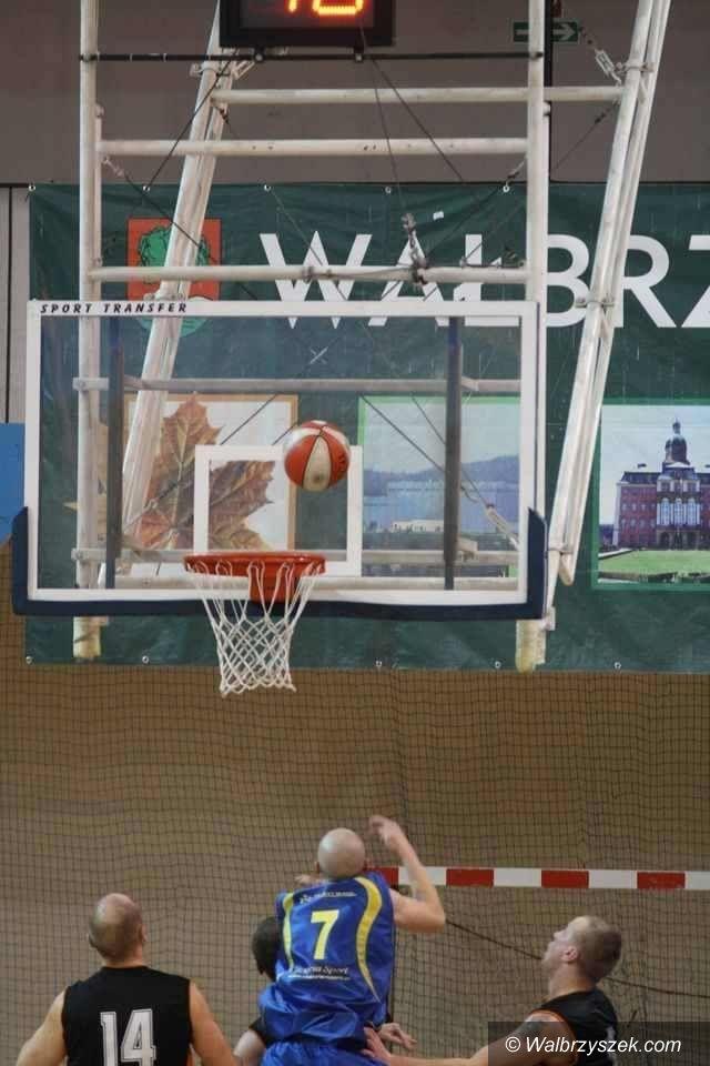 III-liga koszykarzy: Pierwsza kwarta zadecydowała, wysoka porażka Górnika Nowe Miasto