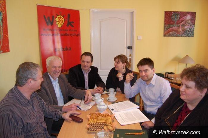 Wałbrzych: Wałbrzych i Hradec Kralove zorganizują wspólne imprezy
