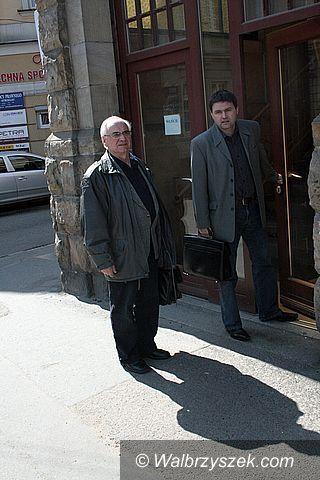 Wałbrzych: Czy Longin Rosiak groził radnym koalicji?
