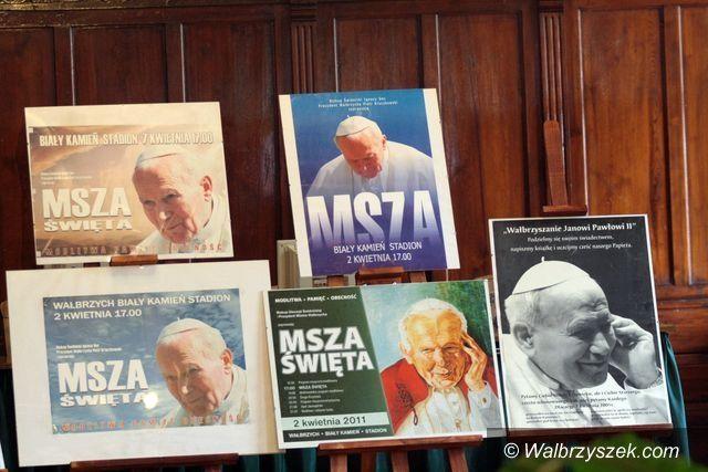 Wałbrzych: Podziękowania za organizację Mszy Papieskiej