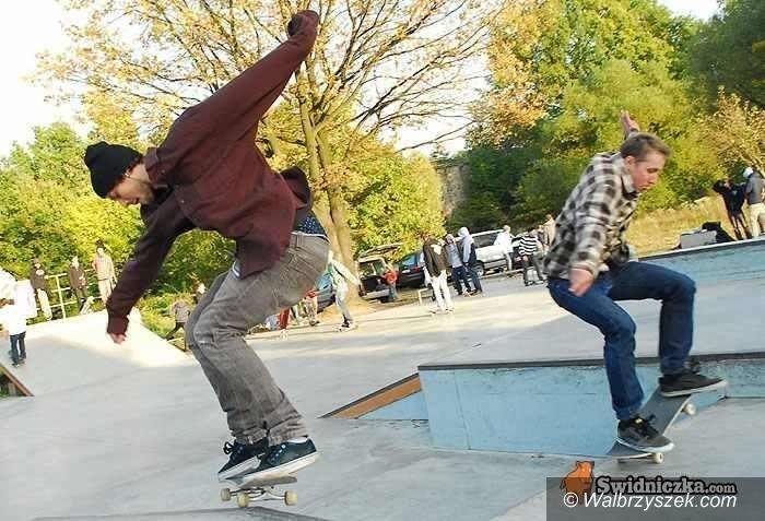 Świdnica: Amerykanie pokażą nam, co to skateboarding