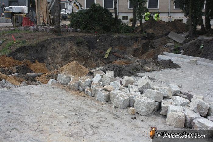 REGION, Jedlina-Zdrój: Jedlina–Zdrój poprawia stan dróg