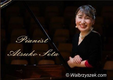 Wałbrzych/Książ: Koncert Atsuko Seta odwołany