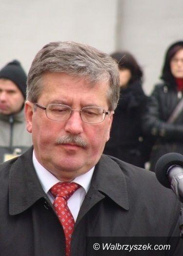 REGION/Świdnica: Za miedzą – byli IKM Król Karol XVI Gustaw i Królowa Sylwia, będzie prezydent Komorowski