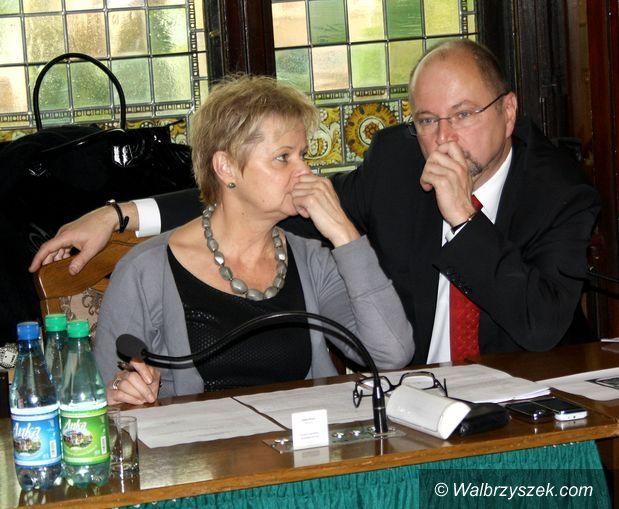 Wałbrzych: Lubiński o rezygnacji Kruczkowskiego