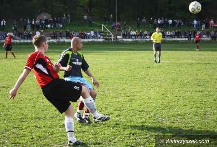 klasa A: Faworyci wygrywali swoje mecze, wciąż w najlepszej sytuacji jest ekipa z Bystrzycy Górnej