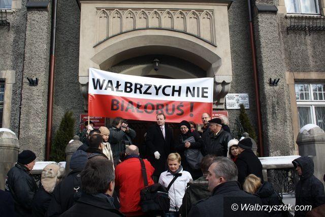 Wałbrzych: Wild docenia gest Kruczkowskiego
