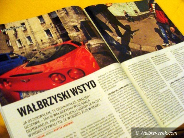 """Wałbrzych: Wałbrzyski wstyd w """"Newsweeku"""""""