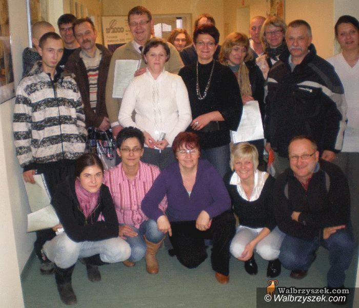 REGION, Głuszyca: Obsługa komputera i prawo jazdy dla mieszkańców Głuszycy