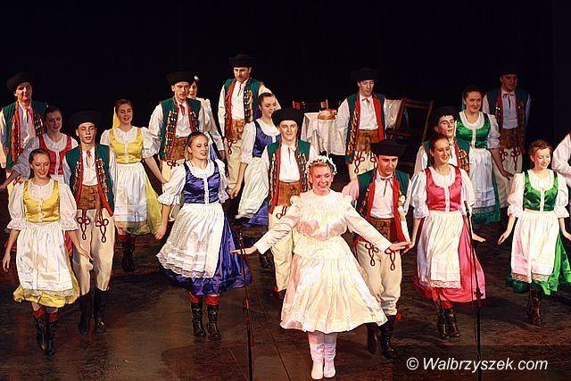 Wałbrzych/region: Imprezowy weekend