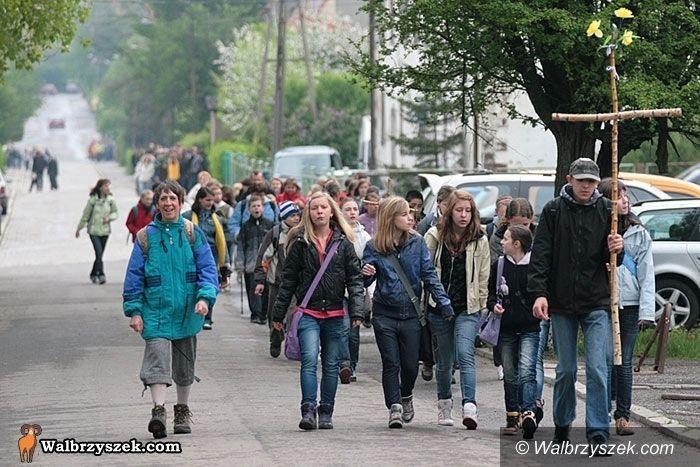 Wałbrzych: Dziś pielgrzymka młodzieży na Chełmiec