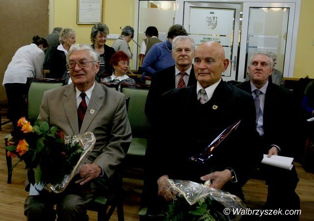 Wałbrzych: Zasłużeni dla Powiatu Wałbrzyskiego
