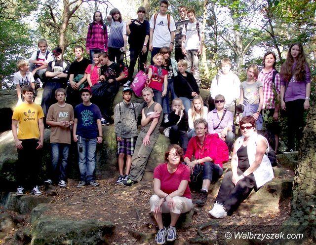 Wałbrzych: Uczniowie Publicznego Gimnazjum nr 1 z wizytą w Niemczech
