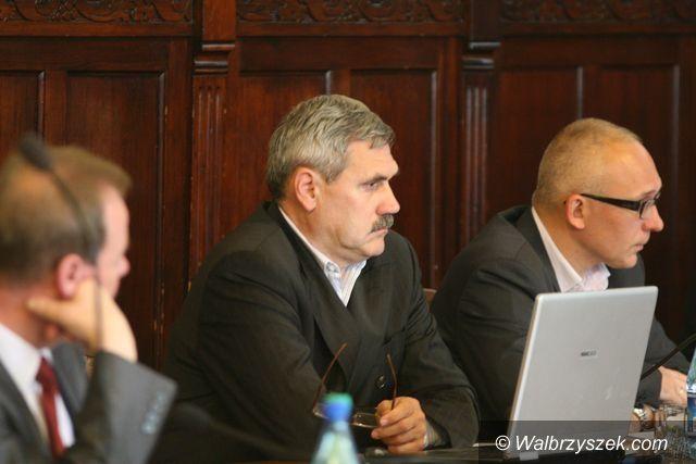 Wałbrzych: Krótkie spięcie na sesji Rady Miasta
