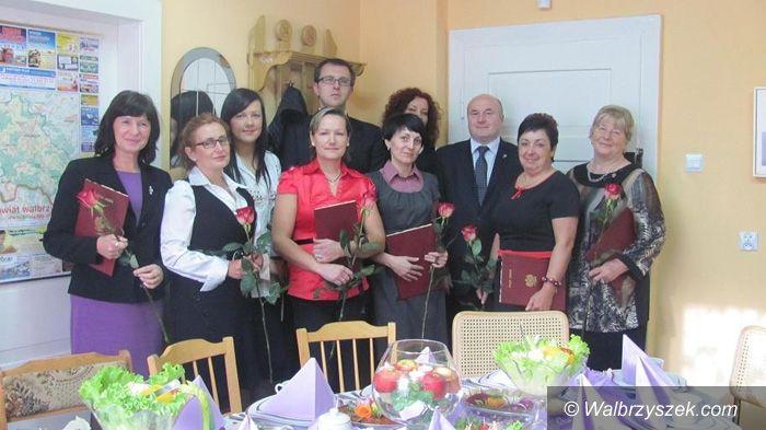 REGION, Czarny Bór: Dzień Pracownika Socjalnego obchodzili w Czarnym Borze