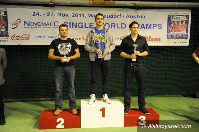 Wiedeń: Krystian Kowalski Mistrzem Świata w racketlonie