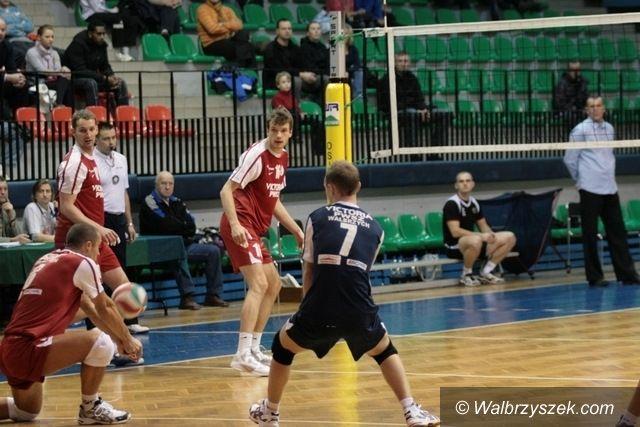 Wałbrzych: II liga siatkówki: Kompromitacja przed własną publicznością