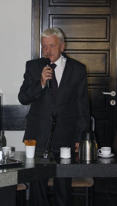Dyrektor wałbrzyskiego oddziału ZUS–u, Jerzy Gajos, może być zadowolony ze zrealizowanej inwestycji