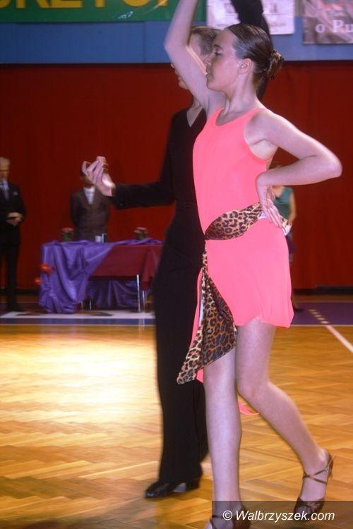 Wałbrzych: Ogólnopolski Turniej Tańca Towarzyskiego