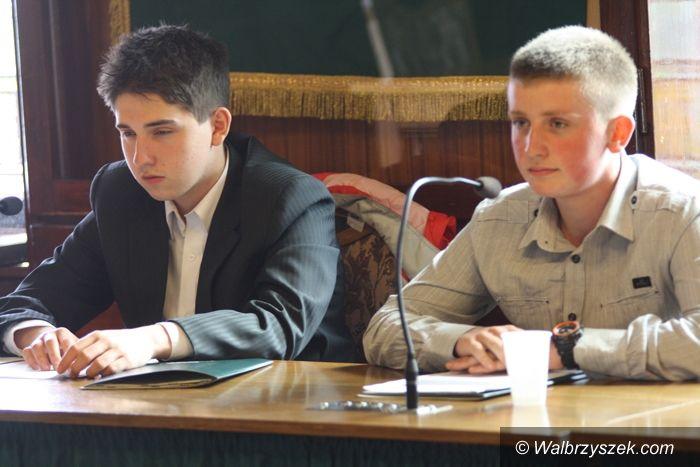 Wałbrzych: Obradowała Młodzieżowa Rada Miasta Wałbrzycha