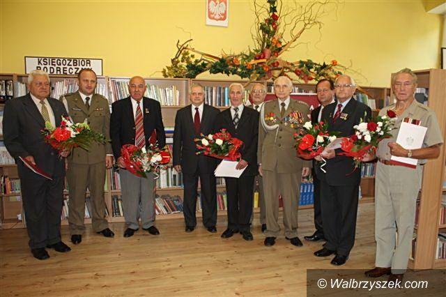 Świebodzice: Wojsko pamięta o swoich żołnierzach