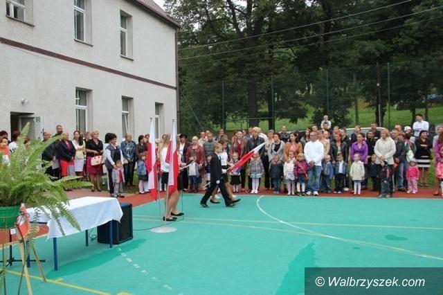 Region: Rozpoczęcie roku szkolnego w gminie Czarny Bór