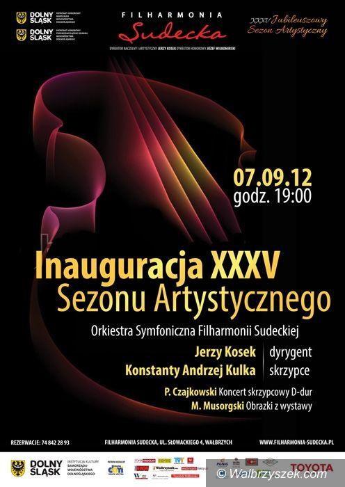 Wałbrzych: Filharmonia Sudecka rozpoczyna nowy sezon